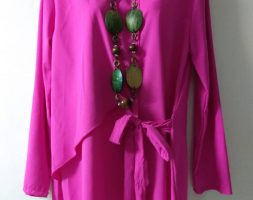 Top Blouse ready to wear (Size M)