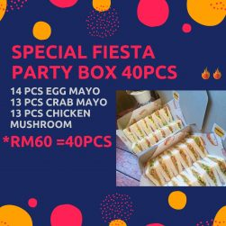 special fiesta party box